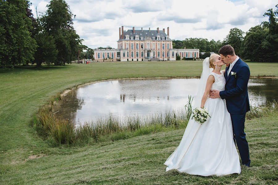 WEDDING IN CHATEAU IN FRANCE