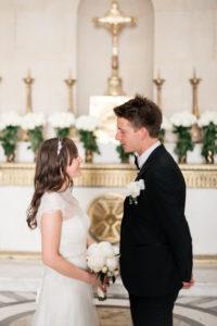 wedding planner in paris Parisian chapel