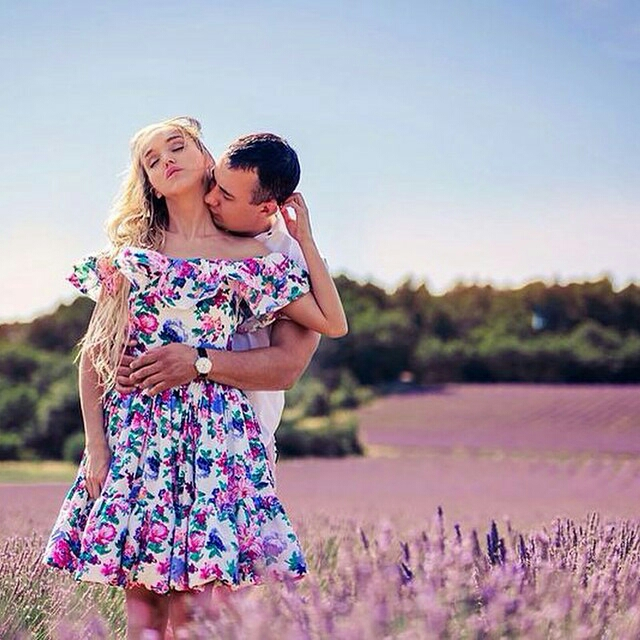 Lavander wedding in Provence with Wedding in France (5)
