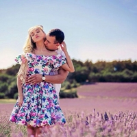 lavander wedding in provence france